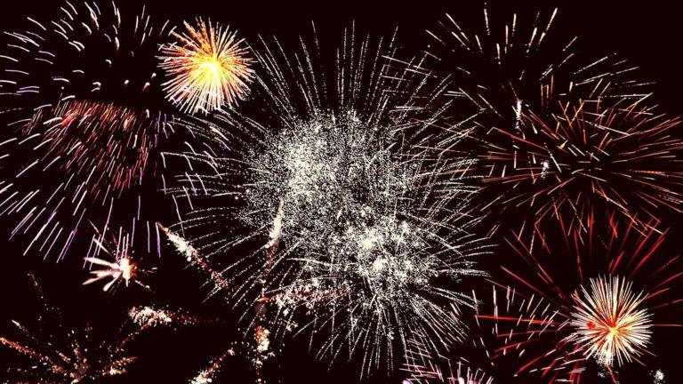 Fireworks by Lumpi pixabay