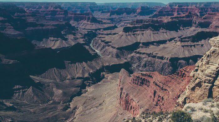 Grand Canyon unsplash Alexandre Godreau