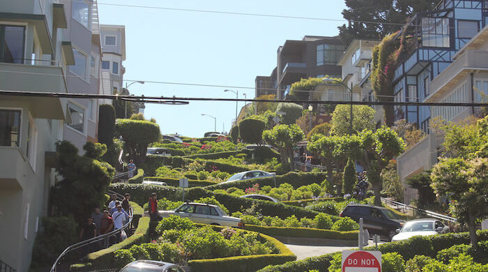 Lombard Street flickr Holiday Point