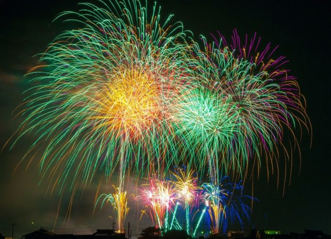 Fireworks pixabay Delta Works